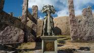 Keycatrich-Ruins-Founder-King-Statue-FFXV