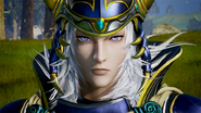 New Dissidia Final Fantasy Warrior of Light Face