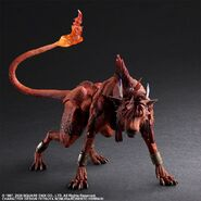 Red XIII FF7R by Play Arts Kai