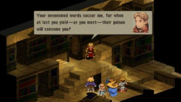 Final Fantasy Tactics: The War of the Lions/User:TenzaZangetsu/Part 23