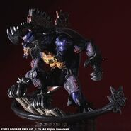 Behemoth King XIII by Creatures Kai