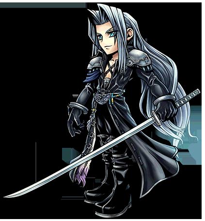 Sephiroth/Opera Omnia