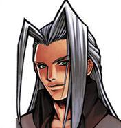 Ehrgeiz-Sephiroth