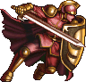Flame Knight (Final Fantasy IV -Interlude-)