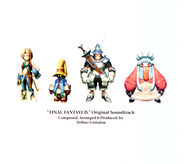 Final Fantasy IX: Original Soundtrack