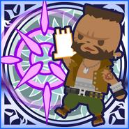 FFAB Hammer Blow - Barret Legend SSR+