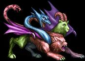 Gorgimera (Final Fantasy V)