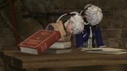 FFXIV Alisaie & Alphinaud Sleep