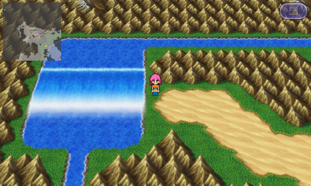 A New World (Final Fantasy V)