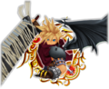 KHUX KH1 Cloud 6★ Medal