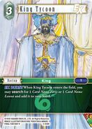 King Tycoon 3-059H from FFTCG Opus