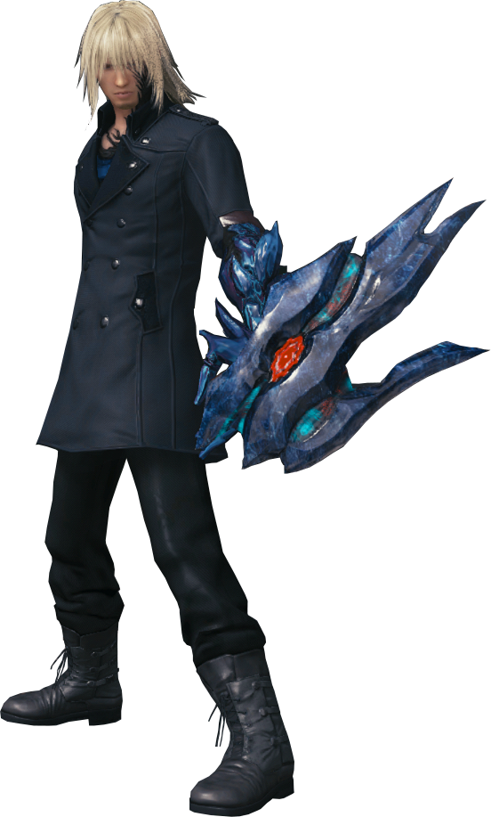 Snow Villiers (Lightning Returns boss)