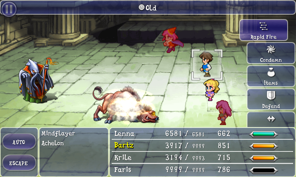 Vecchiaia (Final Fantasy V)