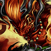 FFBE Ifrit Portrait 2