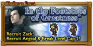 FFRK In the Footsteps of Greatness Event