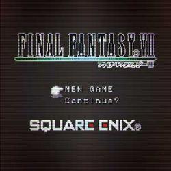 Final Fantasy VII Chips