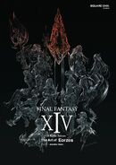 FFXIV Another Dawn artbook