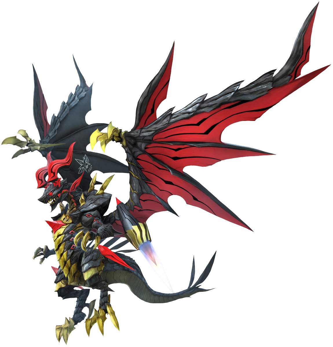 Bahamut (World of Final Fantasy boss)