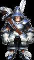 Adelbert Steiner from Final Fantasy IX render