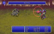 EVK using Demon Eye from FFIII Pixel Remaster