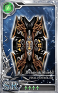 FF12 Dragon Shield SR Artniks