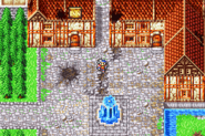 FFII Altair Dreanought Afterwards GBA