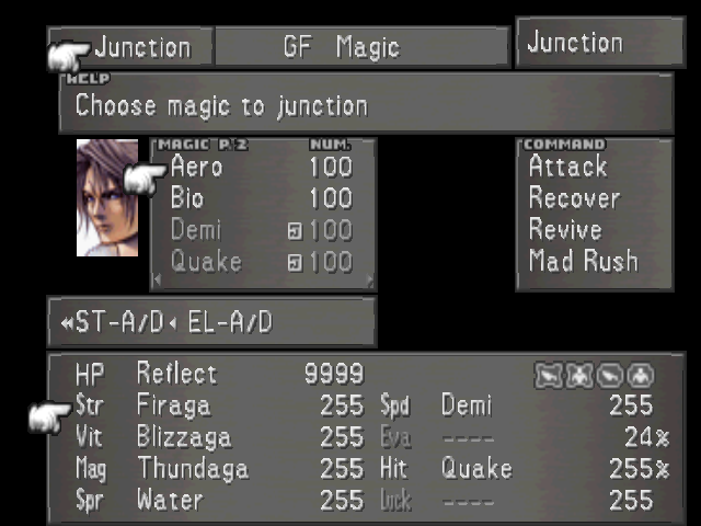 FFVIII Junction Menu 3.png