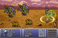 FFVI Lore Mighty Guard