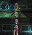 FFXIII Lightning Victory Pose