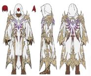 FFXIV Elidibus concept