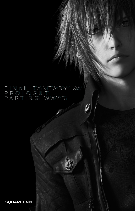 Final Fantasy XV Prologue Parting Ways