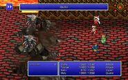 MAG using Quake from FFIII Pixel Remaster