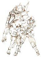 Summoner FFXI Ikeda Art