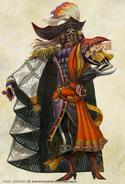 Amon XIV Artwork