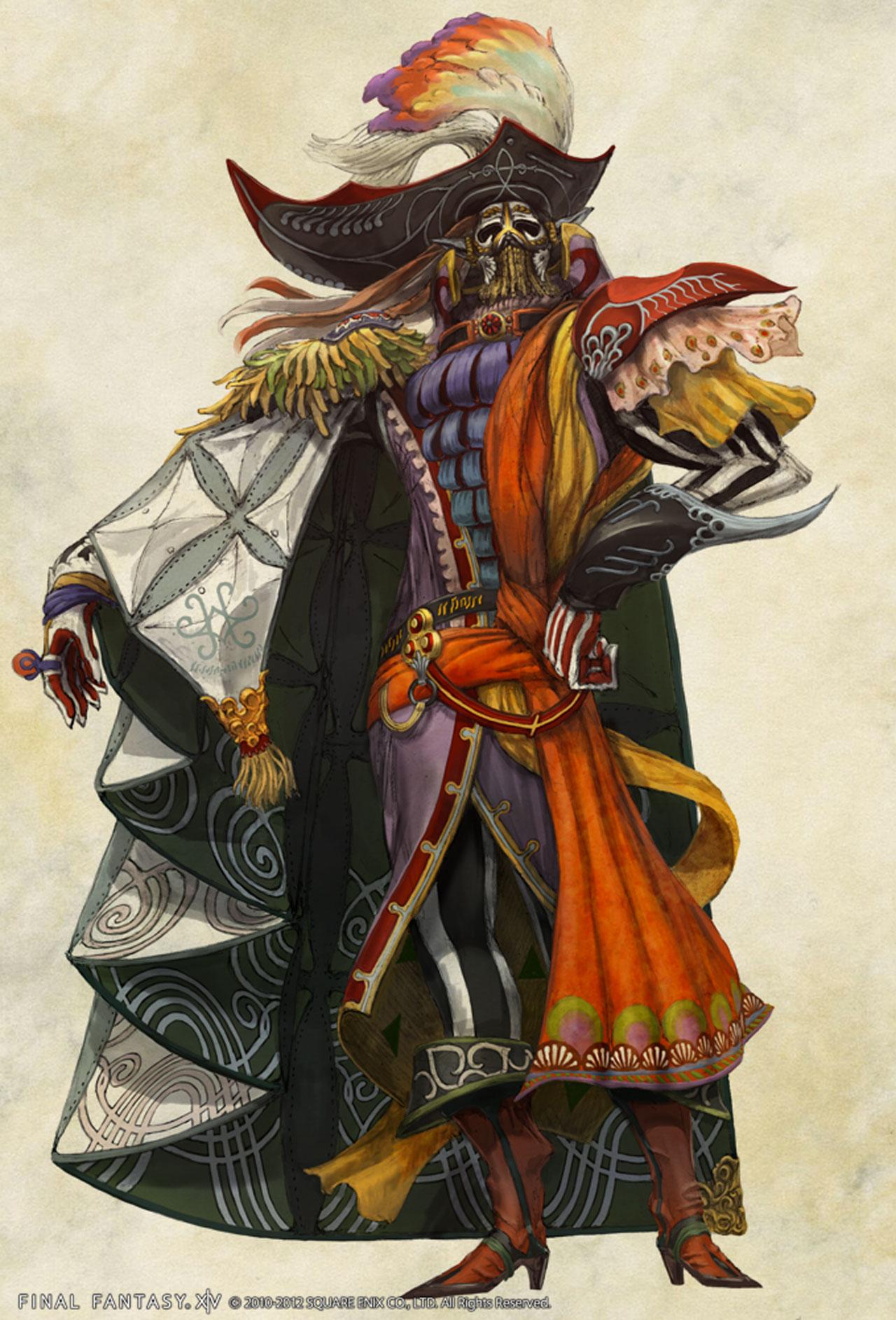 Amon (Final Fantasy XIV)