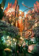 Archades artwork