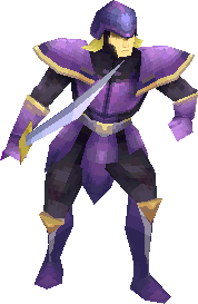 Baron Soldier (Final Fantasy IV 3D)