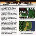 EGM Final Fantasy Adventure 2