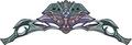 Emerald Tiara artwork for Final Fantasy VII Remake