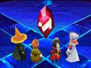 FFIIIDS Dark Fire Crystal
