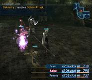 FFXII Goblin Attack