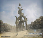 LRFFXIII Dead Dunes Lighthouse Concept