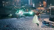 Ray of Judgment from FFVII Remake