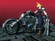 Cloud motorcycle