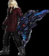 DFFNT Snow Villiers Costume 01-C