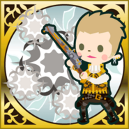 FFAB Blast Shot - Balthier Legend SR