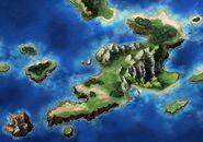 FFBE Kolobos Isle Map