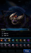 FFBE Vulture Analyze