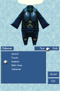 FFIVDS Whyt Dragoon Outfit
