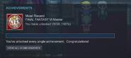 FFVI PC All Achievements